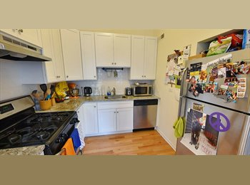 Looking for roommate to join beautiful Bucktown 2-bd apt....
