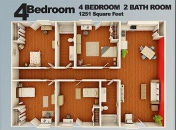 EasyRoommate US - Summer Student Housing, Mountain 1st Avenue - $520 /mo