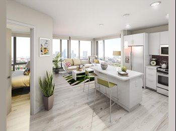 Luxury 1bed/1bath at Continuum, close to Harvard Business...