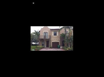 EasyRoommate US - Room for rent - townhouse in Silver Palms, Homestead - $650 /mo