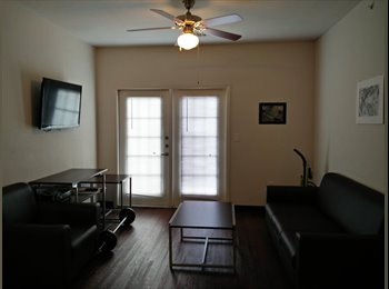 EasyRoommate US - UTSA-Tetro(March Rent Free)-Furnished Private room in 2BR-Sublease till July End-$669, Northwest Side - $669 /mo