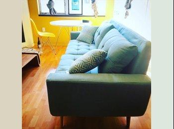 Room in Soma Loft for rent