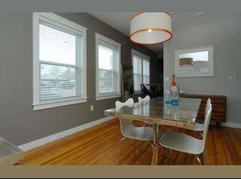 EasyRoommate US - Room for rent in Charming Rowhome, West Colfax - $750 /mo