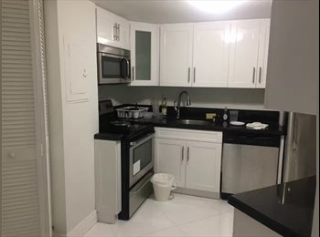 EasyRoommate US - Furnished Two Bed, Two Bath Apartments in Brickell (female roommates preferred), Miami - $2,100 /mo