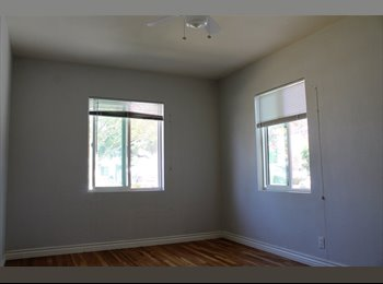 Clean, safe, and quiet room available for rent! Contact me...