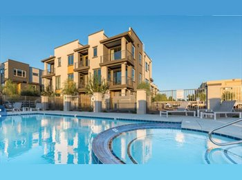 ROOM FOR RENT! Heart of Tempe, 5 min from ASU. Newly Built...