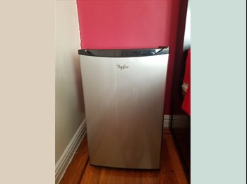EasyRoommate US - SPACIOUS FURNISHED ROOM UP TOWN NYC , Hudson Heights - $1,000 /mo