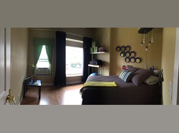 Private Bed, bath, and walk in closet available in...