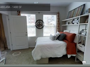 EasyRoommate US - Sublease @ 18Nineteen for Fall 2017 (08/18/2017-07/31/2017), Lubbock - $639 /mo