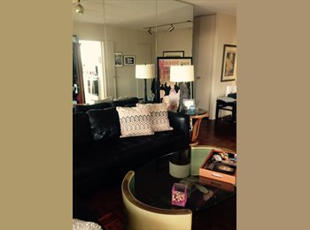 T.Rose _roommate wanted -to live in luxury!
