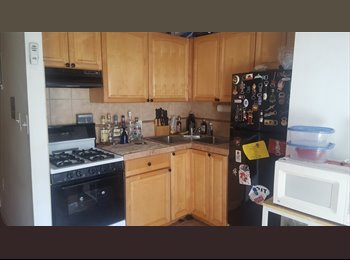 1 bed in 2 bedroom walkup (Hell's Kitchen)