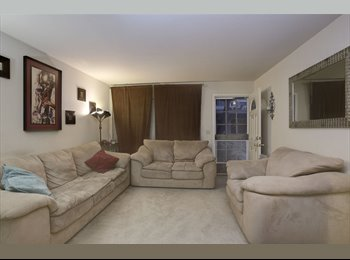 Share this 2 bedroom apartment!