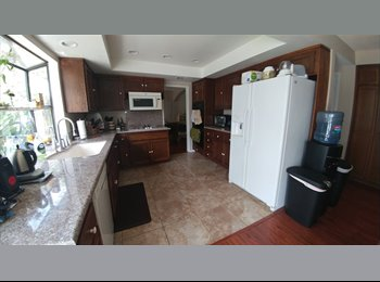 Room for rent in 4br house