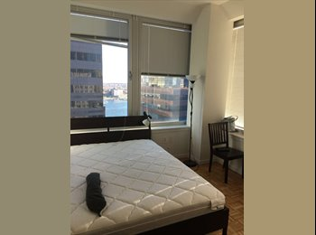 NYC-financial district one room for rent