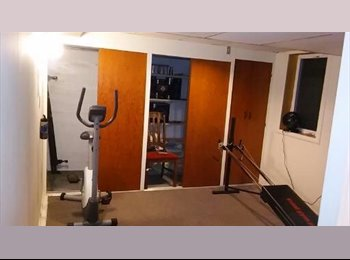 EasyRoommate US - Lrg basement bedroom and living room with bath/ shared kitchen, Rosedale - $650 /mo