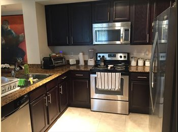 EasyRoommate US - LOOKING FOR A ROOMMATE FOR DORAL APARTMENT , Doral - $1,000 /mo