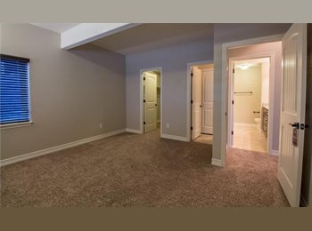 EasyRoommate US - Large room with walkin closet + amenities, Black Forest - $1,000 /mo