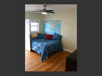 EasyRoommate US - Great room with huge closets in sunny 2 bedroom w/ parking!, Somerville - $1,100 /mo