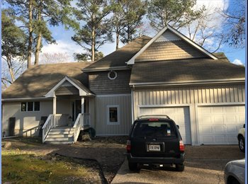 Croatan House with 2 Rooms for Rent