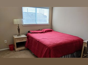 EasyRoommate US - ALL INCLUSIVE, FULLY FURNISHED ROOM IN KATY, TX, Copperfield Place - $600 /mo