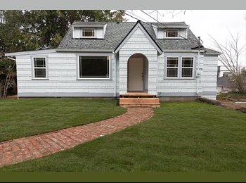 Newly Remodeled Columbia City home close to light rail,...