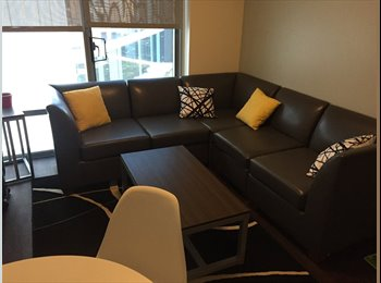 Private Bed/Bath Summer Sublet at Summit in University City