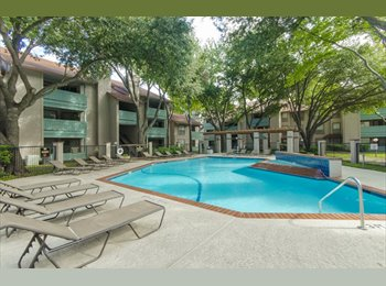Spacious 2B2B for rent at Villas of Oak Hill