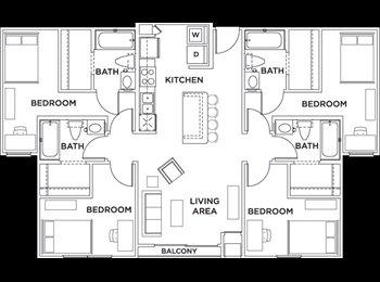 Sanctuary Lofts Sublet*589*