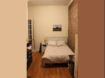 MASTER BEDROOM avail in LUXURY UES 3br/2bthr Share