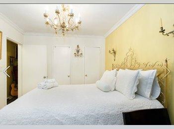 UPPER EAST SIDE MANHATTAN 2 BEDROOM APT SHARE