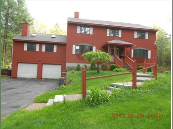 EasyRoommate US - Westford quiet, large room with beatuiful gardenin  single house, Chelmsford - $900 /mo