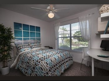 EasyRoommate US - 1x1 in 2x2 Summer 2017 Sublease, Gainesville - $494 /mo