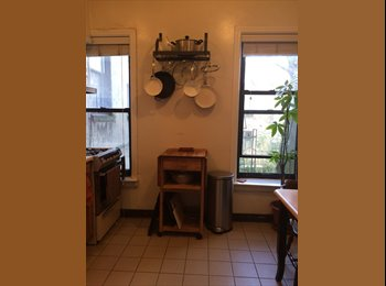 EasyRoommate US - Convenient! Weekends Are All Yours! Quiet, clean, large, 8 windows!, Boerum Hill - $1,500 /mo