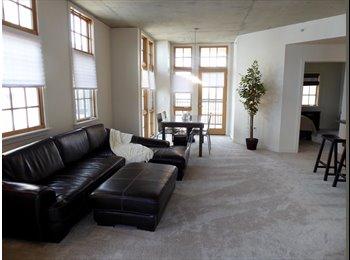 EasyRoommate US - Beautiful Condo, 2 Bedroom, 2 Bath, Fully furnished, Cherry Creek - $1,200 /mo