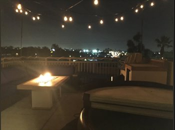 Private Bed/Bath/Balcony + Rooftop BBQ/Hot...