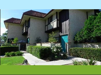 EasyRoommate US - 1 Bedroom Available in 3 Bedroom/Bath Townhouse, Burbank - $1,200 /mo