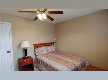 EasyRoommate US - All Inclusive, fully furnished room w/ private bathroom for rent in Katy, TX, Copperfield Place - $800 /mo