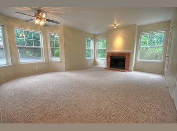 EasyRoommate US - Spacious, Cozy Single bedroom apartment available for Sublease at nominal rent of 1279 + Utilities., Bothell - $1,279 /mo