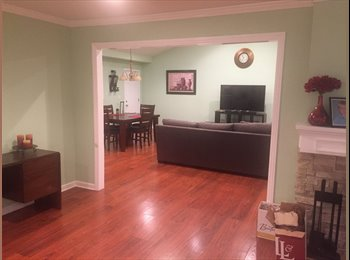 Tired of apartmens? Pvt room to rent in house furniture...