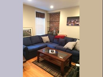 Fully Furnished Updated Apartment in North End