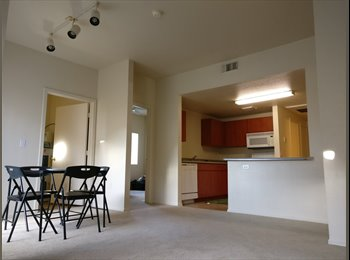 EasyRoommate US - Double bedroom Appartment to share at 23rd ave phoenix 85027, Deer Valley Village - $450 /mo