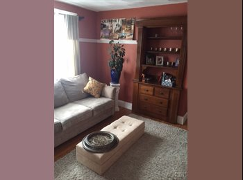 EasyRoommate US - Spacious Room Available, Medford 5 min away from Wellington Station and Bus Stop., Medford - $700 /mo