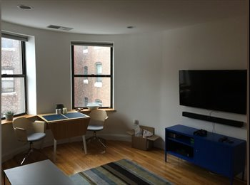 EasyRoommate US - All Inclusive Single Room on Gainsborough Street, Fenway / Kenmore - $1,700 /mo