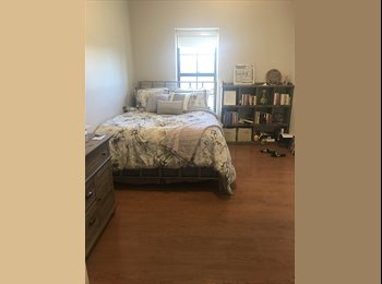 EasyRoommate US - One bed in a Spacious 2 Bed Available Now!, Hyde Square - $1,300 /mo