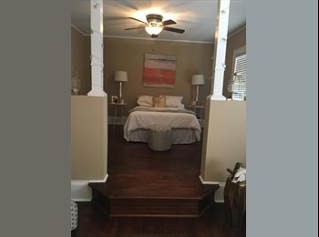 Roommate to Occupy Master Suite - Wesley Heights/Uptown