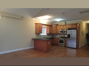 EasyRoommate US - Spacious apartment close to the city!, Jersey City - $950 /mo