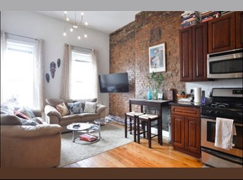 EasyRoommate US - Finished Room for rent! Utilities included! Female Only , Sunset Park - $900 /mo