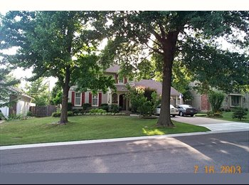 EasyRoommate US - Fully furnished, All Utilities, HouseKeeper, Exercise Equipment and HS Internet Included, Overland Park - $439 /mo