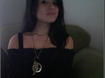 Ashley  - 22 - Student