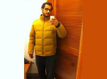 EasyRoommate US - Ahmad - 24 - Greater Providence